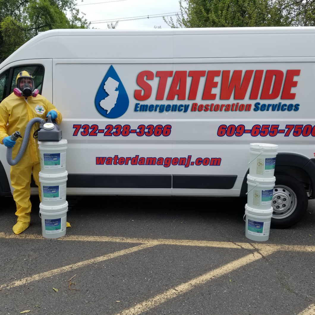 coronavirus disinfecting service in Monroe Township, Old Bridge, Freehold, NJ